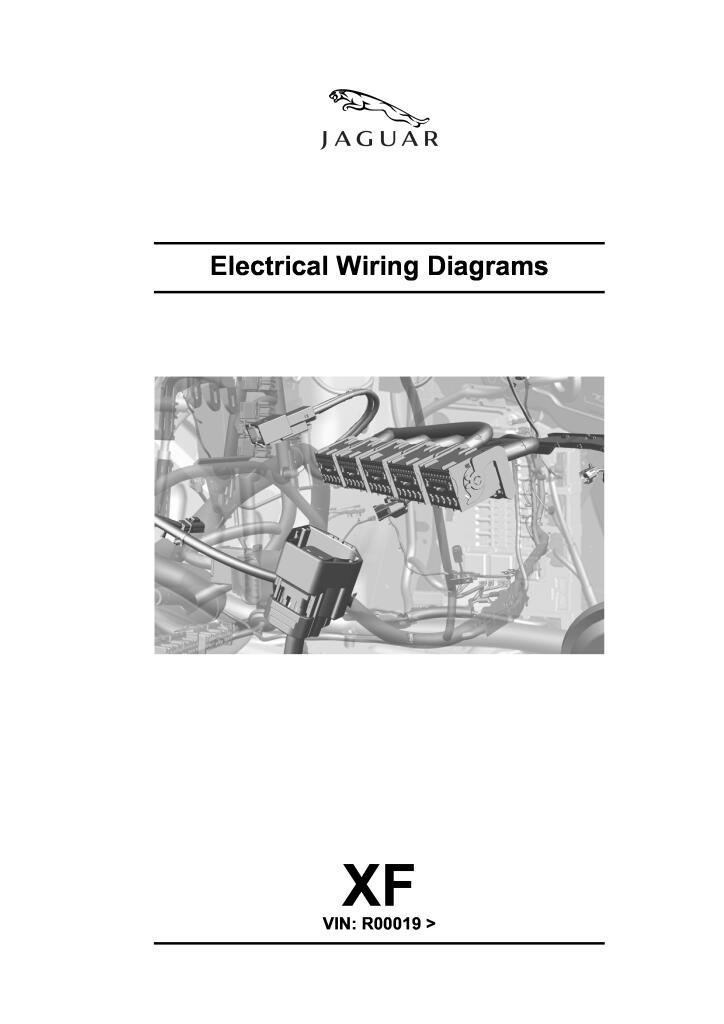 Xf Electrical Wiring Diagram Pdf  5 1 Mb