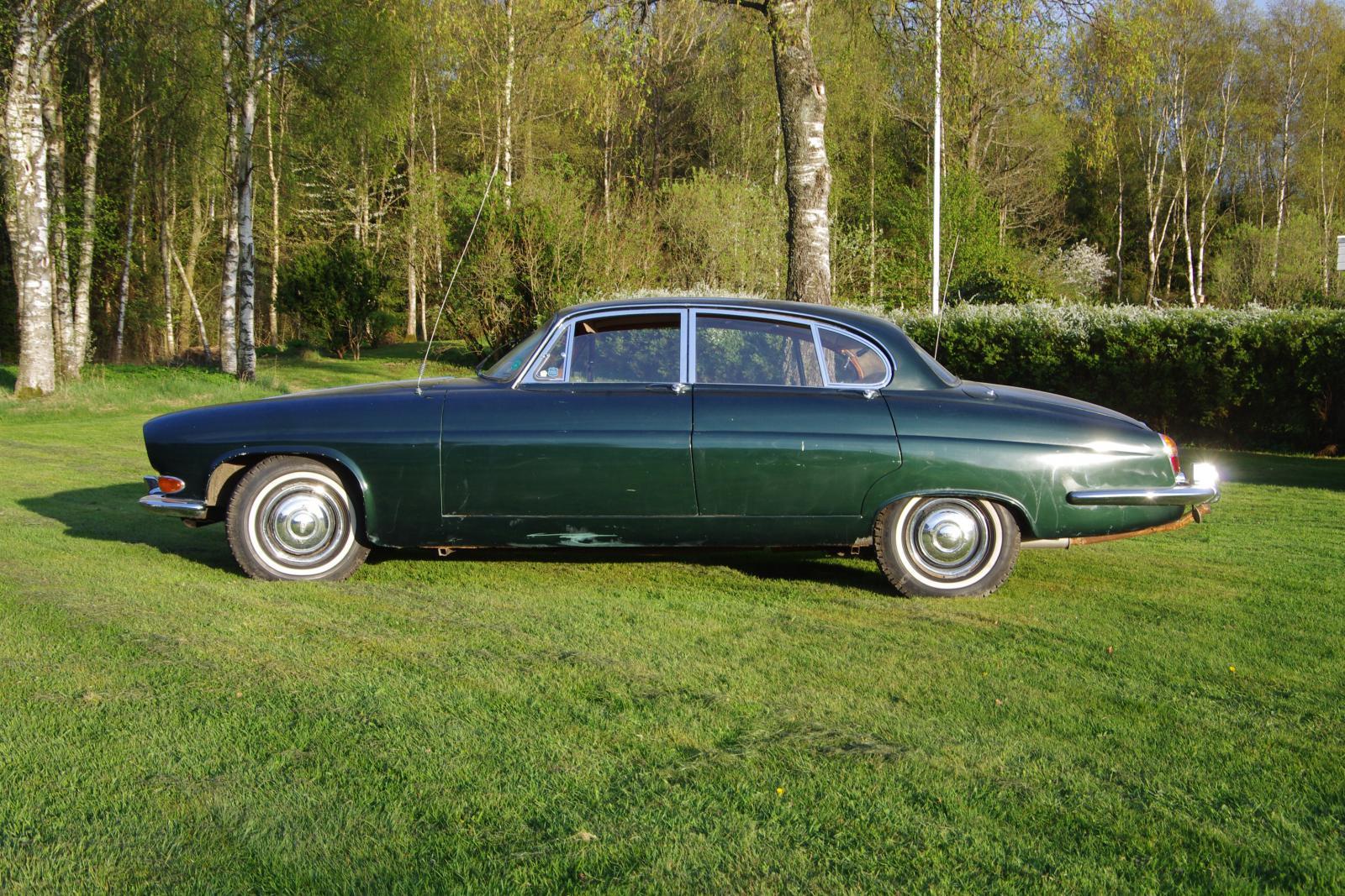 1966 jaguar mk 10 420g benz n. Black Bedroom Furniture Sets. Home Design Ideas
