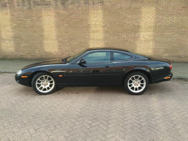 1998 Jaguar XK-X100 XKR 4.0 benzín