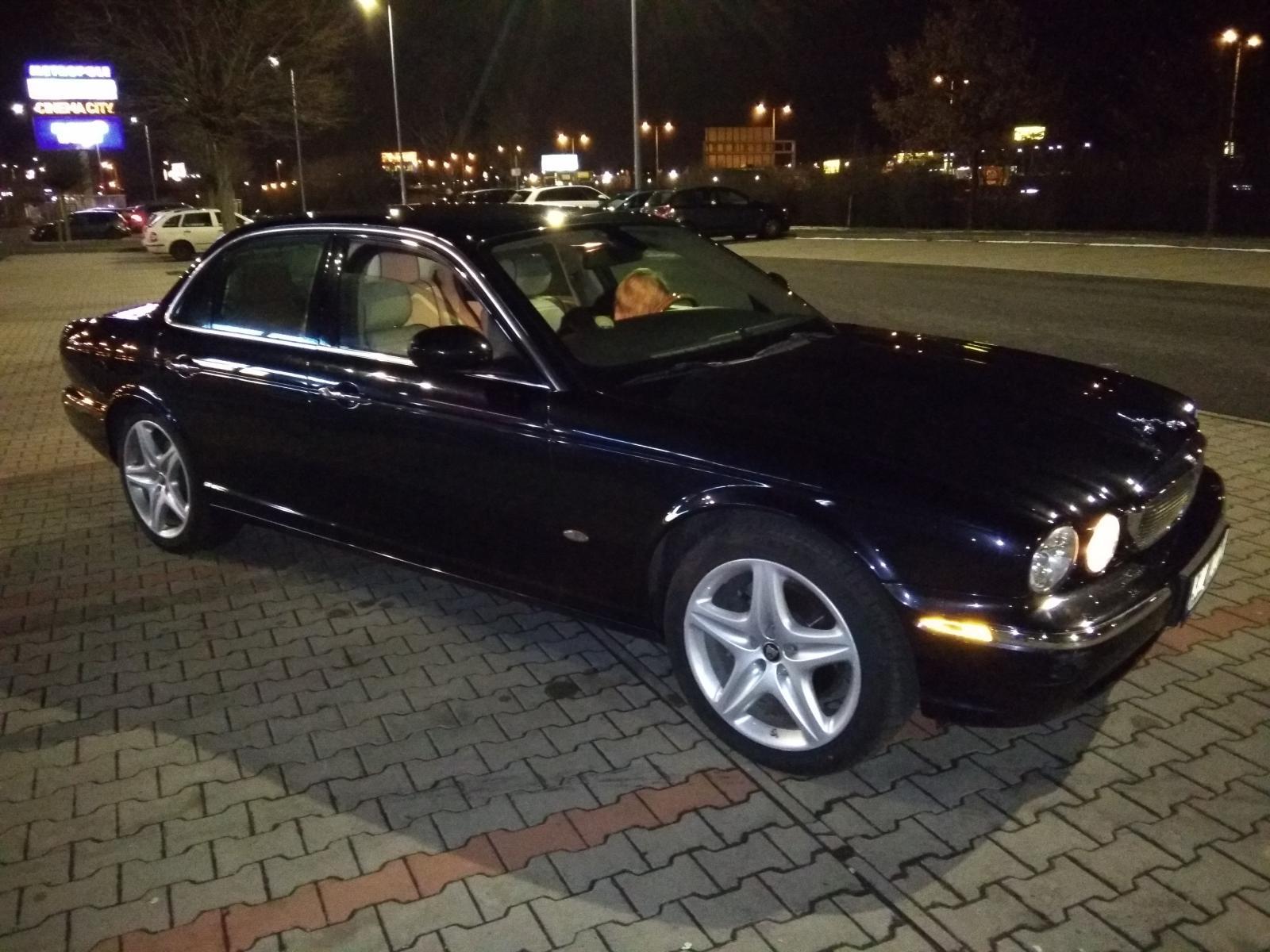 2007 Jaguar XJ-X350 XJ6 diesel