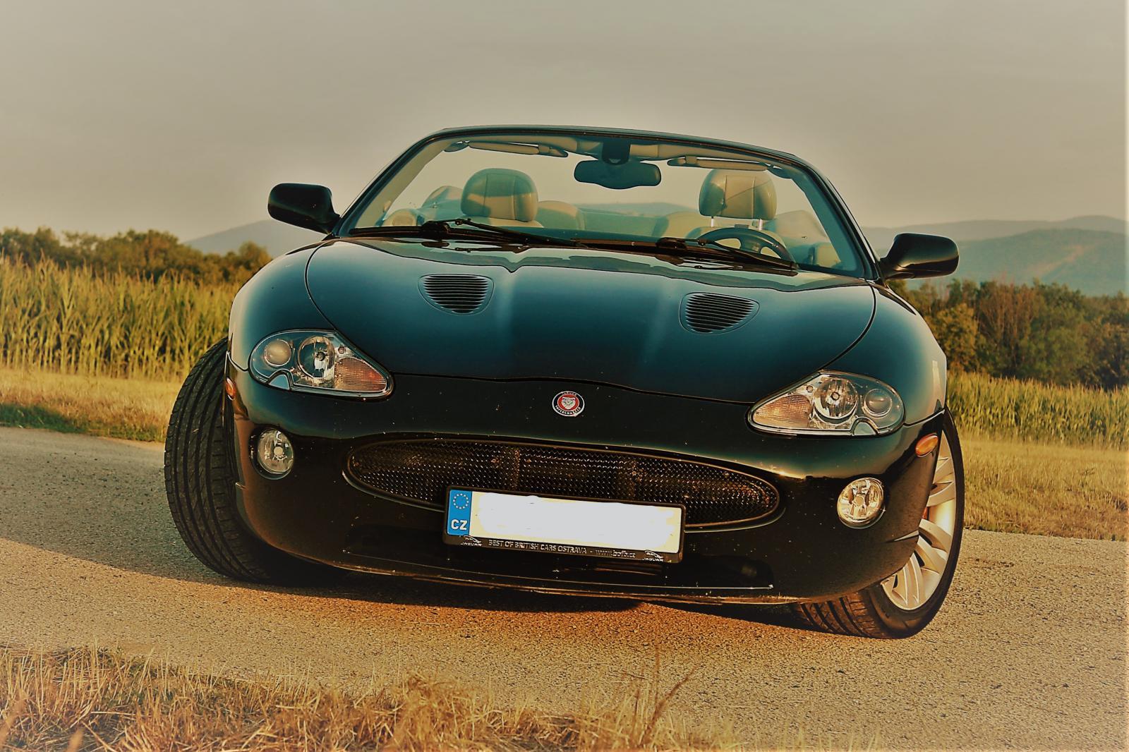 2006 Jaguar XK-X100 XKR 4.2 benzín